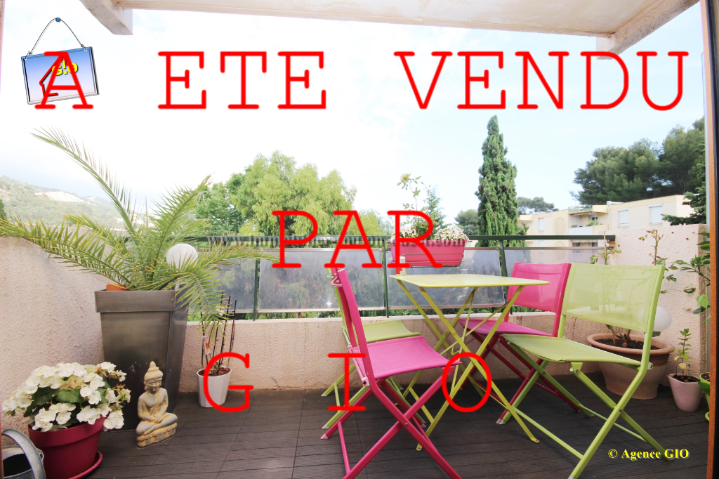 LES 4 CHEMINS RESIDENCE FERMEE T2 51M² BALCON CAVE PARKIING VUE DEGAGEE