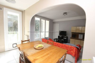 EXCLUSIVITE - TOULON OUEST LES MOULINS - APPARTEMENT T4 - 68 M² - ASCENSEUR - 2 BALCONS - PARKING PRIVATIF - CAVE 2/7