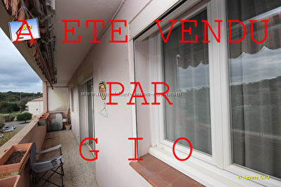 EXCLUSIVITE - VALBERTRAND - APPARTEMENT T4 DE 80 M² - 2 CHAMBRES - BALCON - ASCENSEUR - PARKINGS - POSS. GARAG 1/9